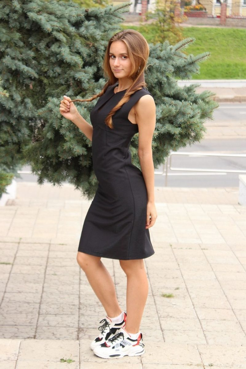 платье Lady Smile 1001-41