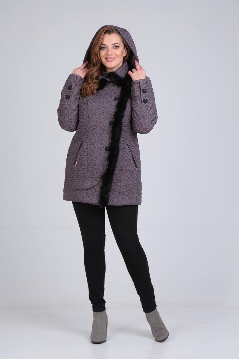 куртка Luana Plus 113 графит
