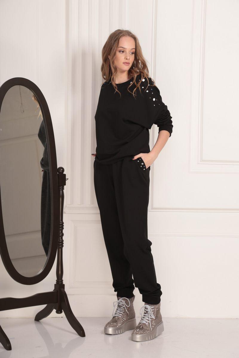 брюки AMORI 5083 черный