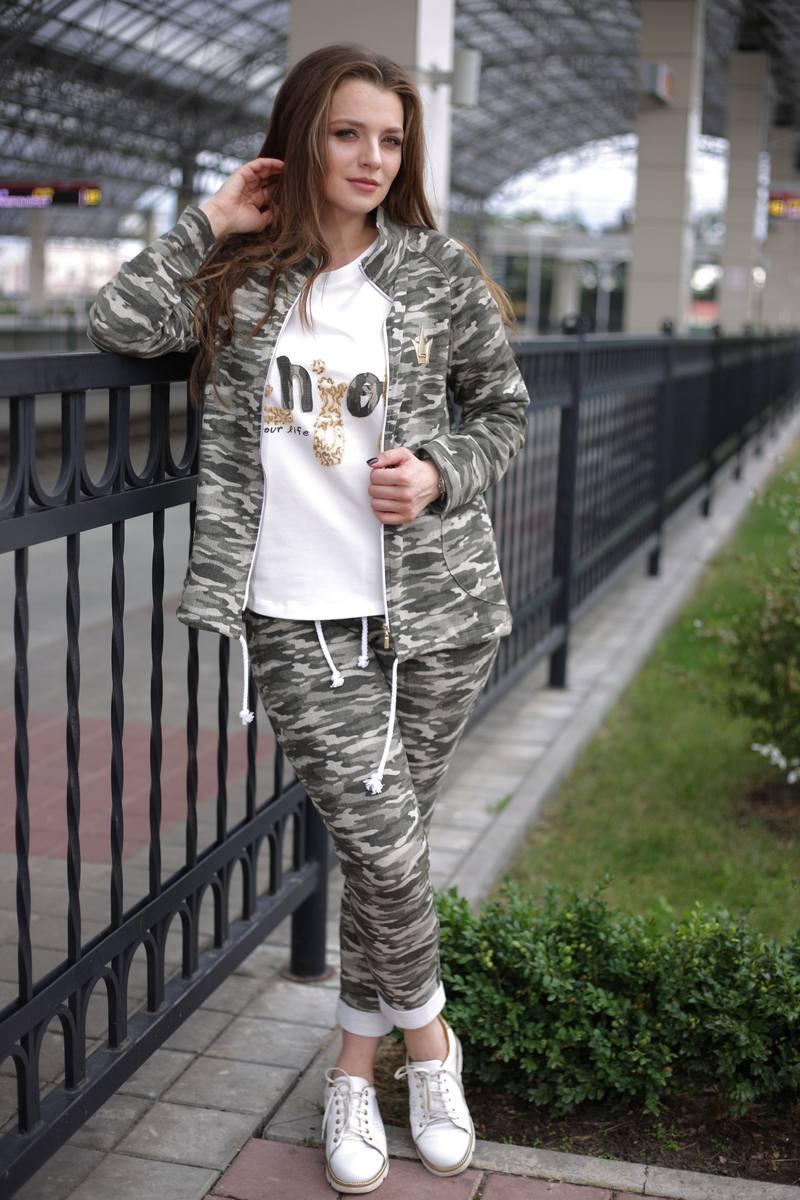 блуза,  брюки,  куртка TAiER 614+615+619