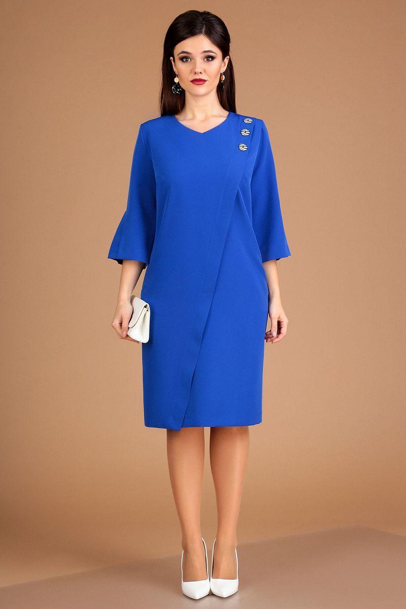 платье Мода Юрс 2534 василек