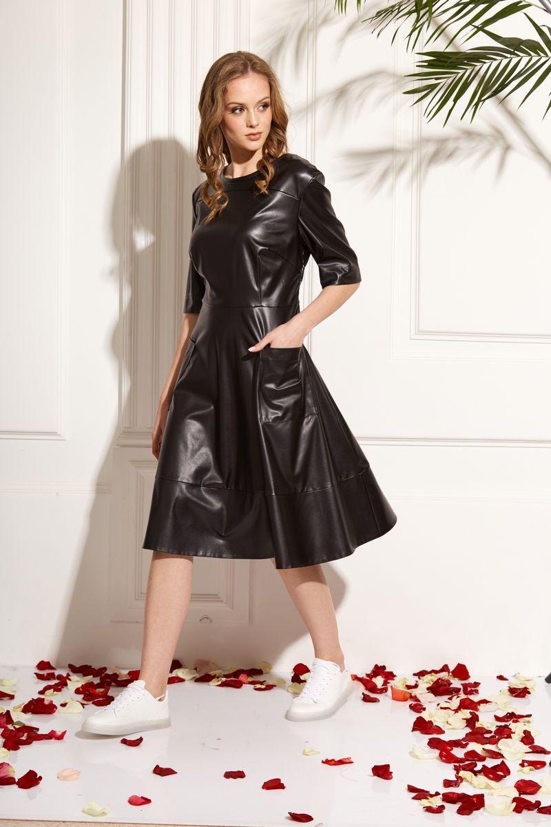 платье AMORI 9459 черный