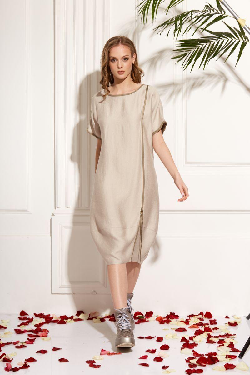 платье AMORI 9467 беж