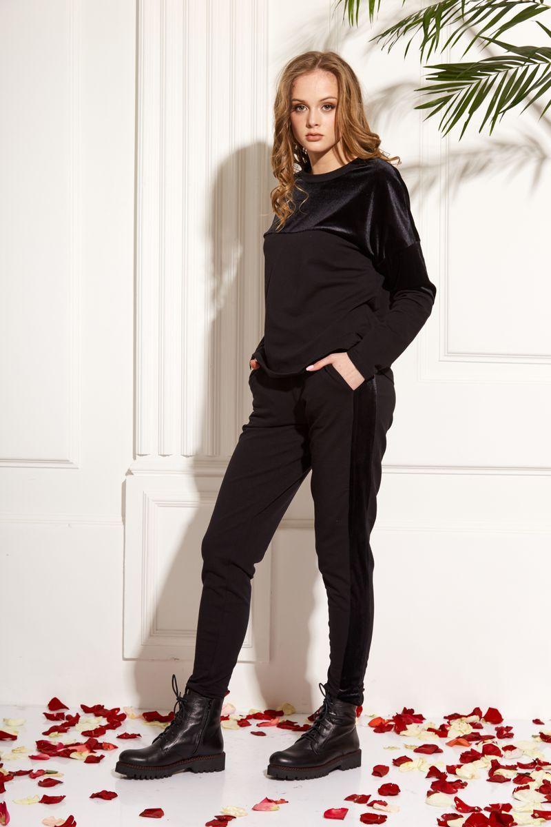 брюки AMORI 5092 черный