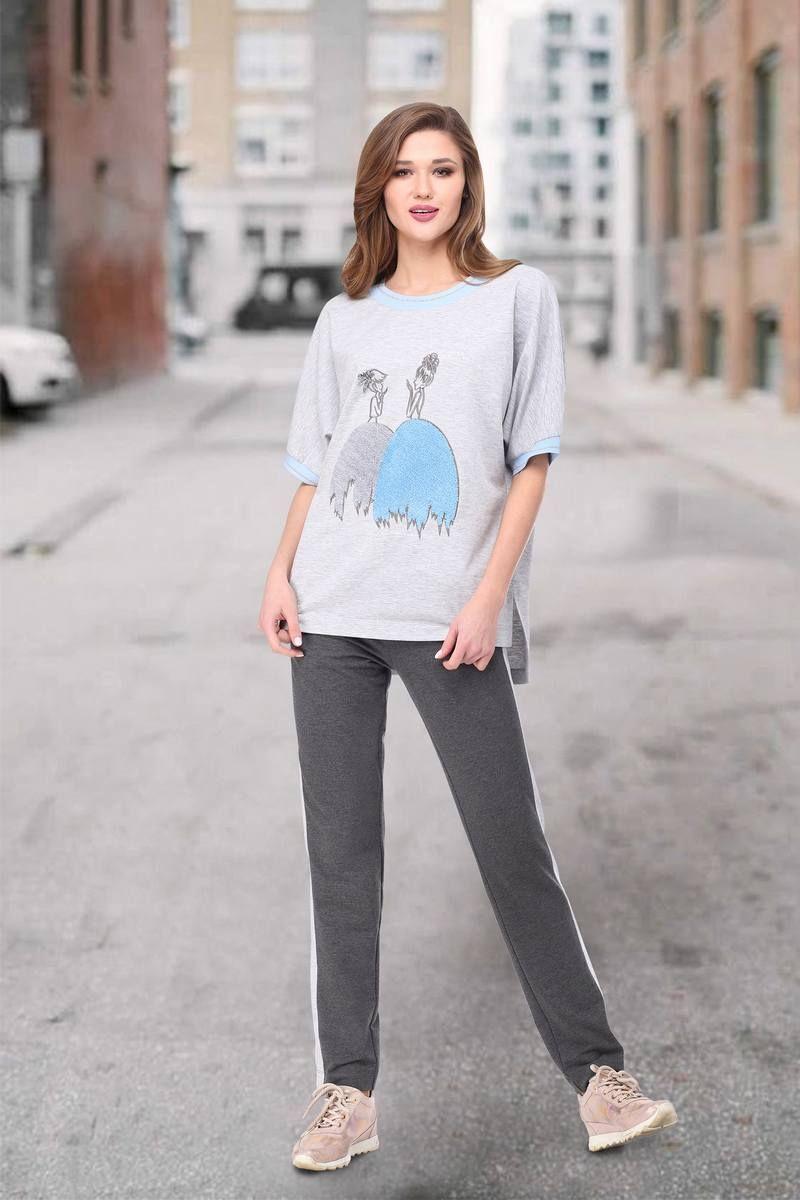 брюки,  свитшот TAiER 841