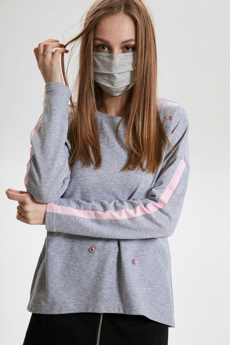 маска AMORI 1003 серый