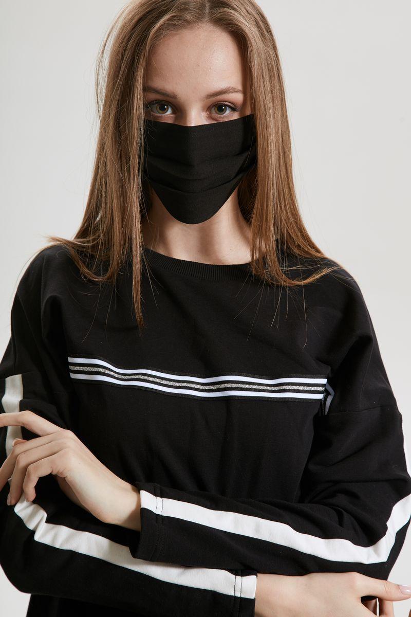 маска AMORI 1003/10шт. черный