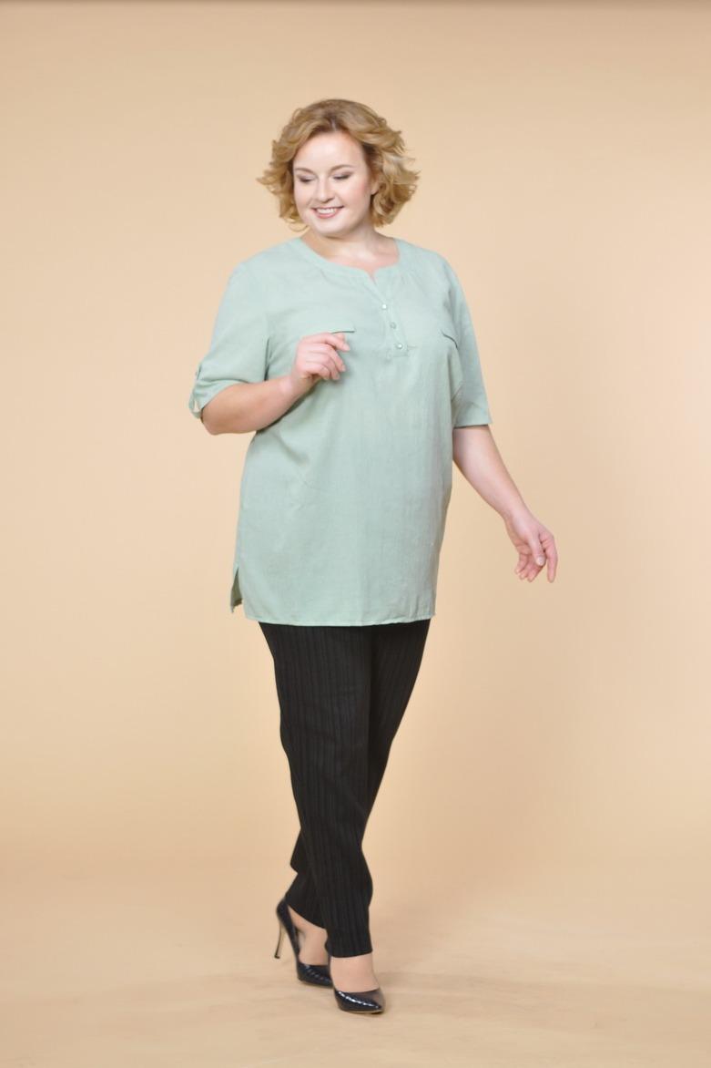 блуза Luana Plus 391