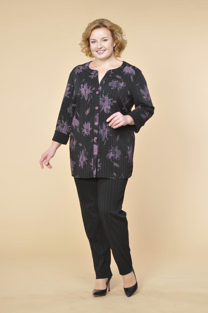 блуза,  брюки Luana Plus 393