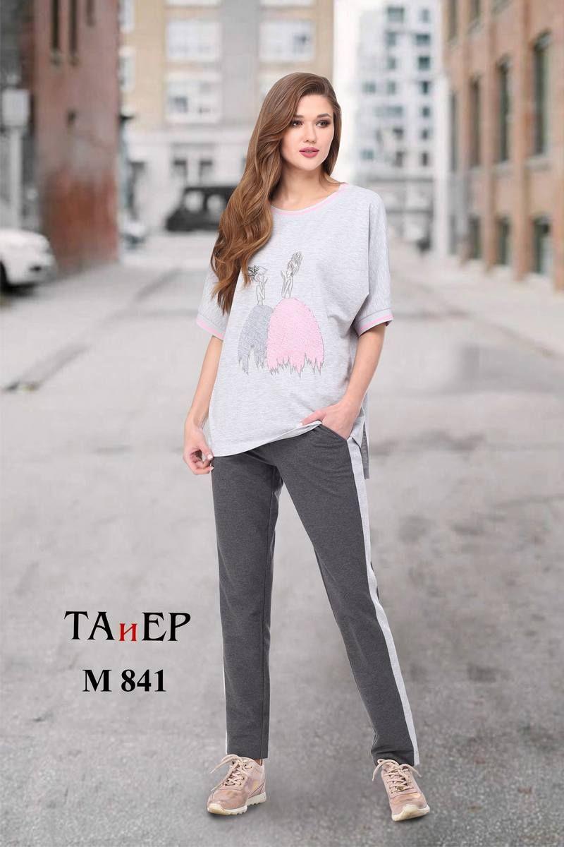 брюки,  свитшот TAiER 841 /1