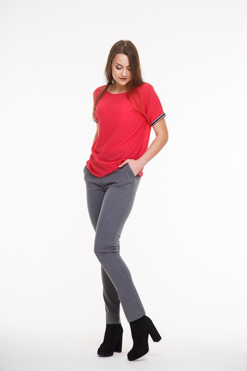 блуза AMORI 6082 красный