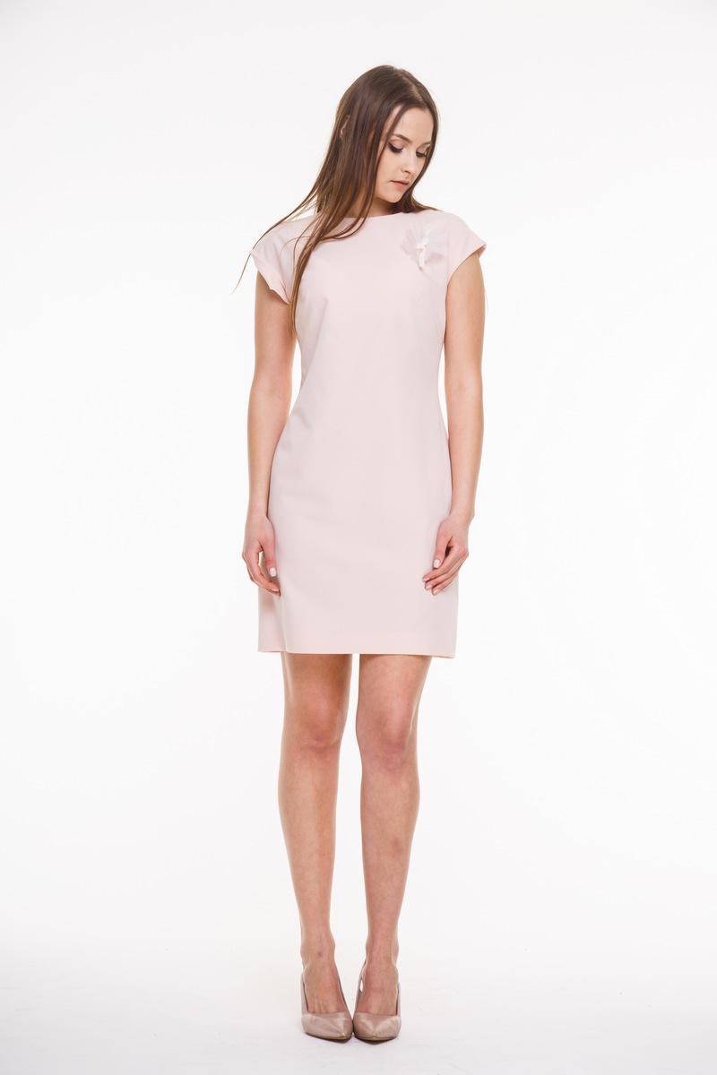 платье AMORI 9268 пудра