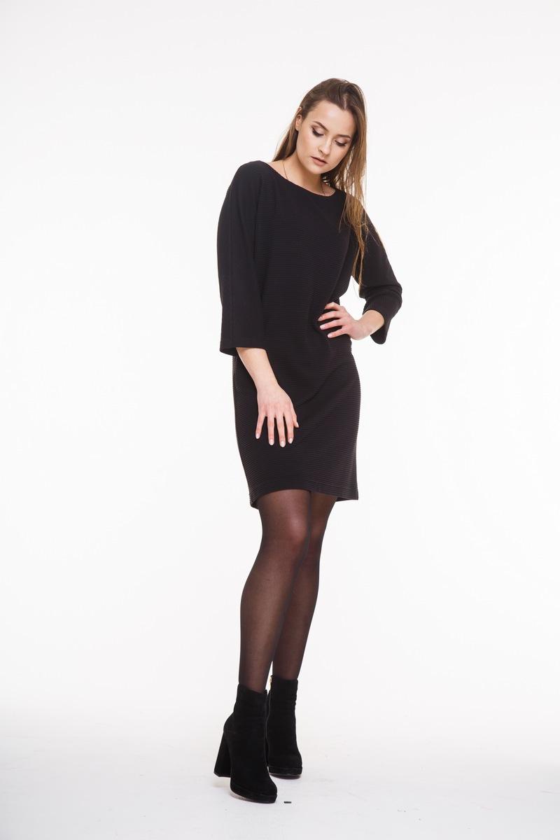 платье AMORI 9273 черный