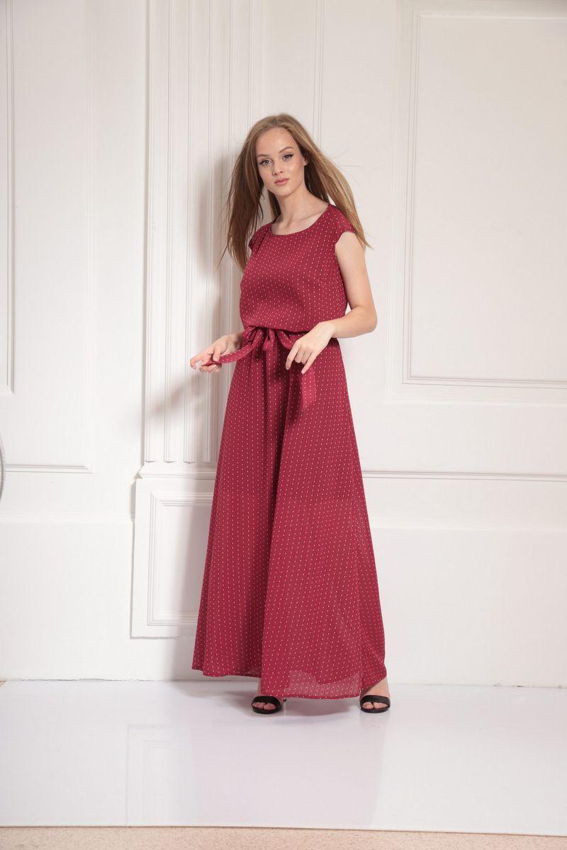 платье AMORI 9476 малина