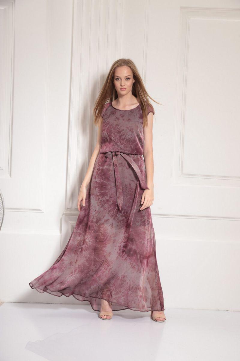 платье AMORI 9481 розовый