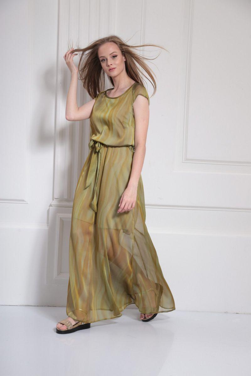 платье AMORI 9481 трава