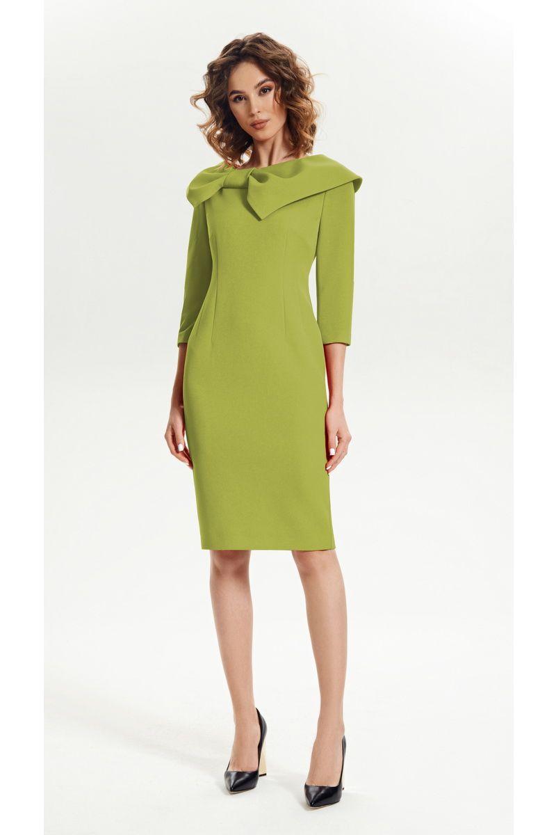 платье Vladini 4141 зеленый