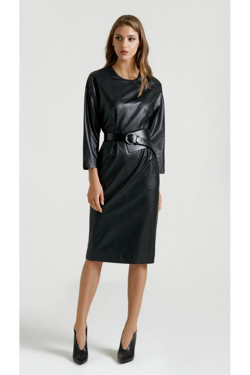 платье Vladini DR0311 черный