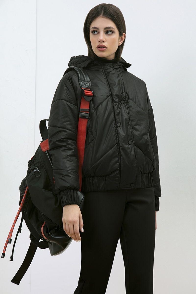 куртка LaVeLa L70008 черный