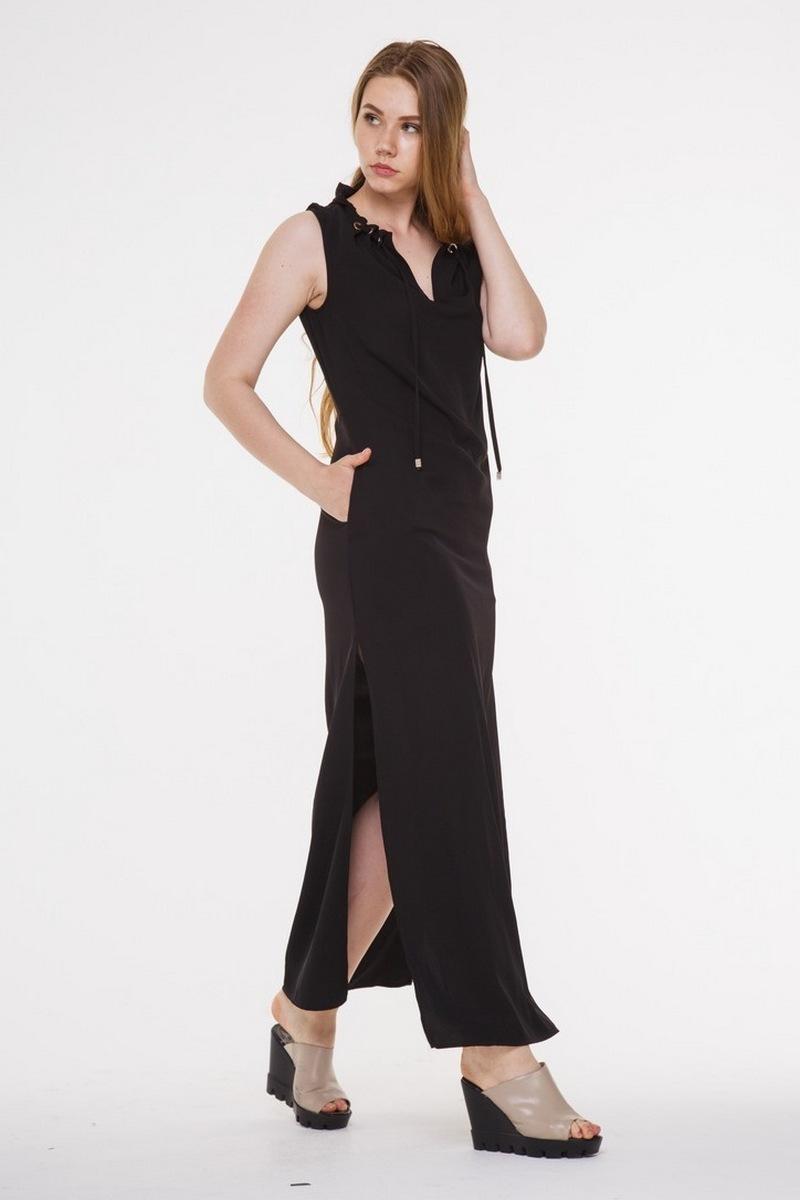 платье AMORI 9297 черный