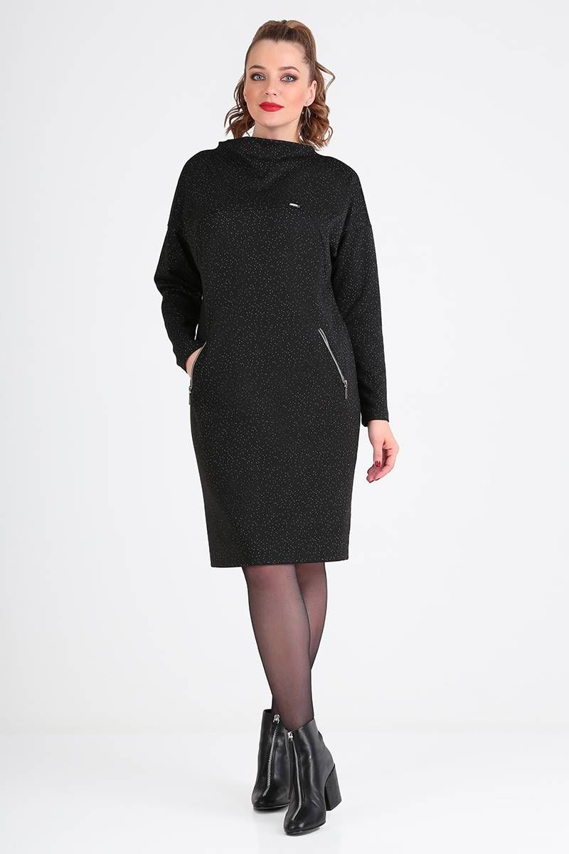 платье Gold Style 2439 черный