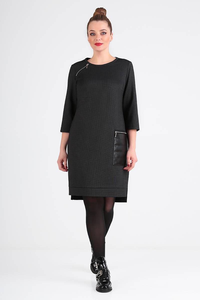платье Gold Style 2444 черный
