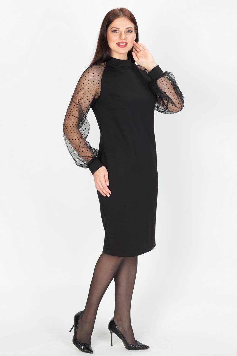 платье Gold Style 2461 черный