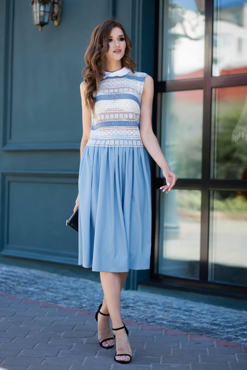 блуза,  юбка Juanta 7129