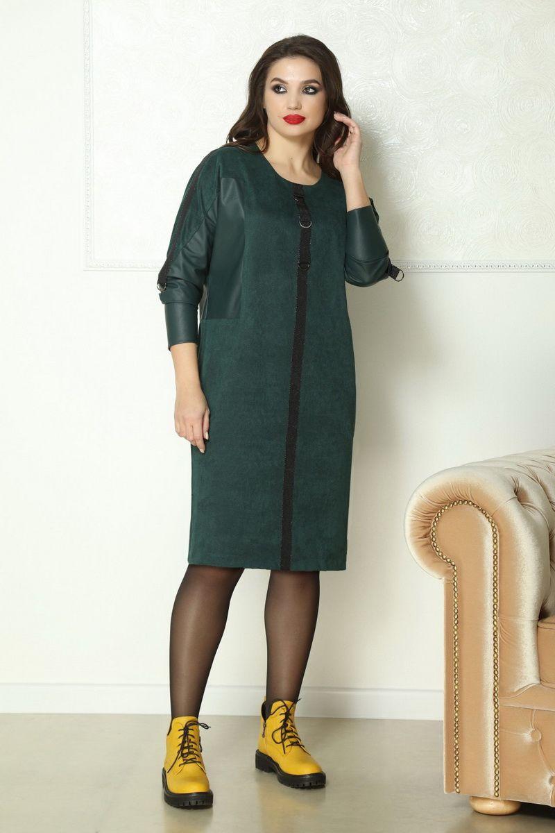 платье Solomeya Lux 772 зеленый