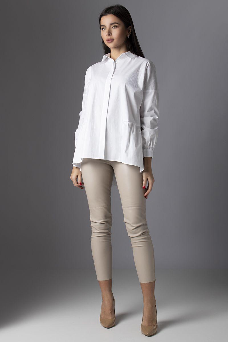 блуза VIZAVI 631 белый