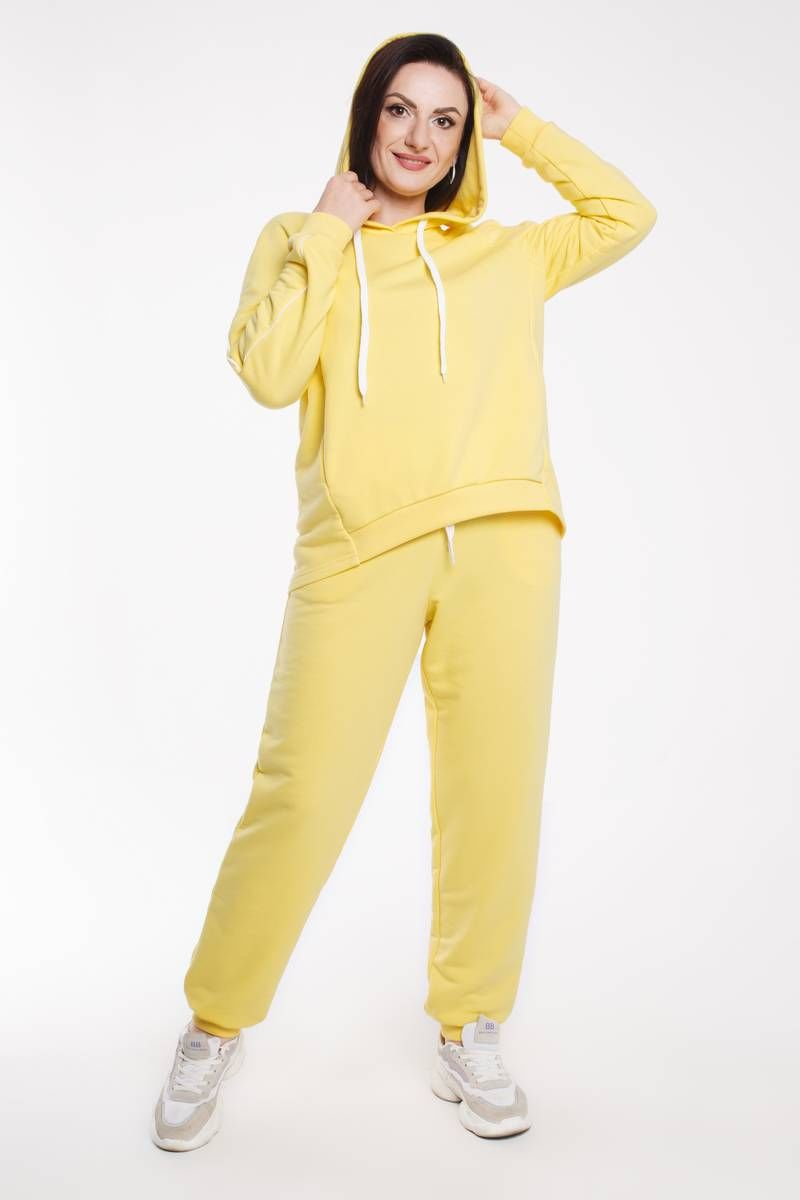 брюки,  джемпер Дорофея 704 желтый