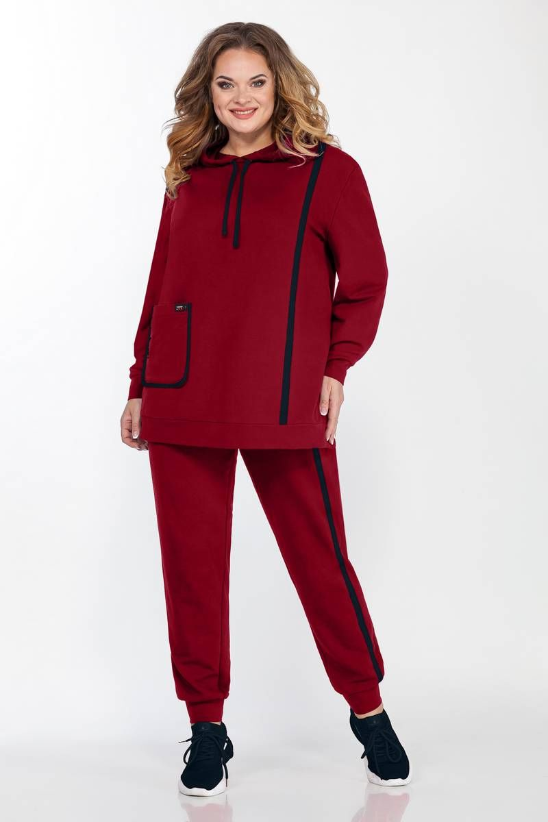 брюки, худи Emilia Style 2034/1