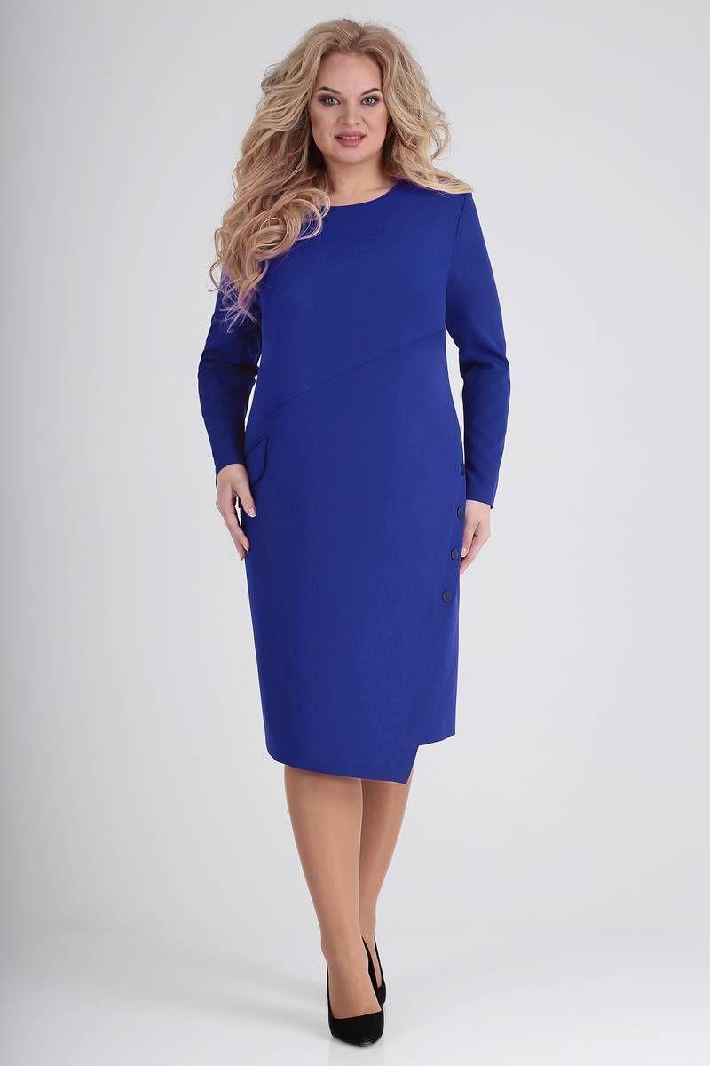 платье ELGA 01-690 василек