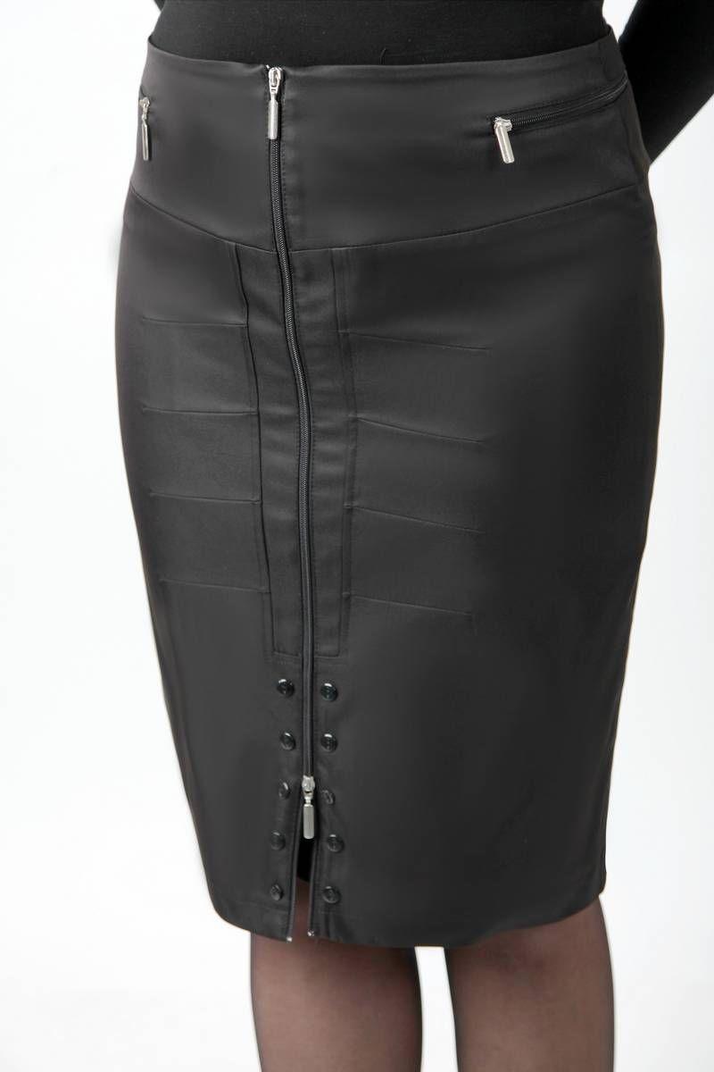 юбка Klever 392 черный