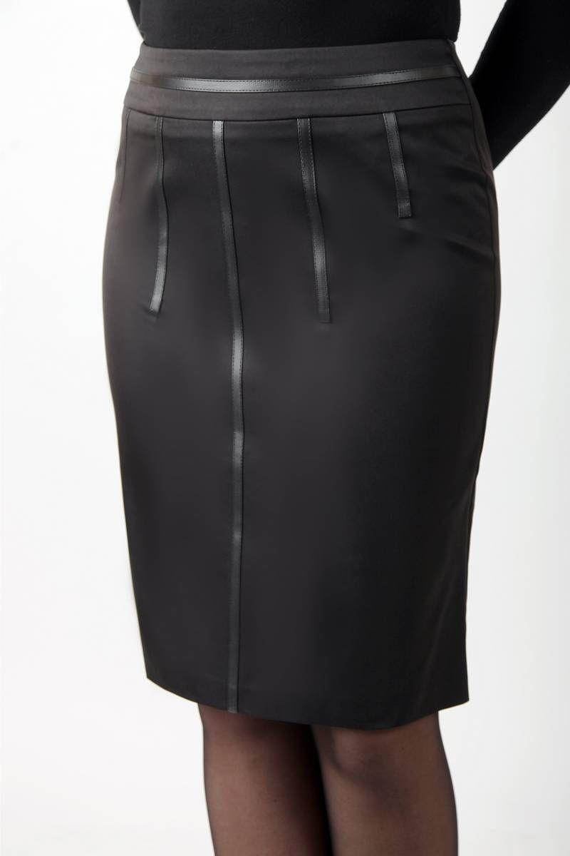 юбка Klever 401 черный