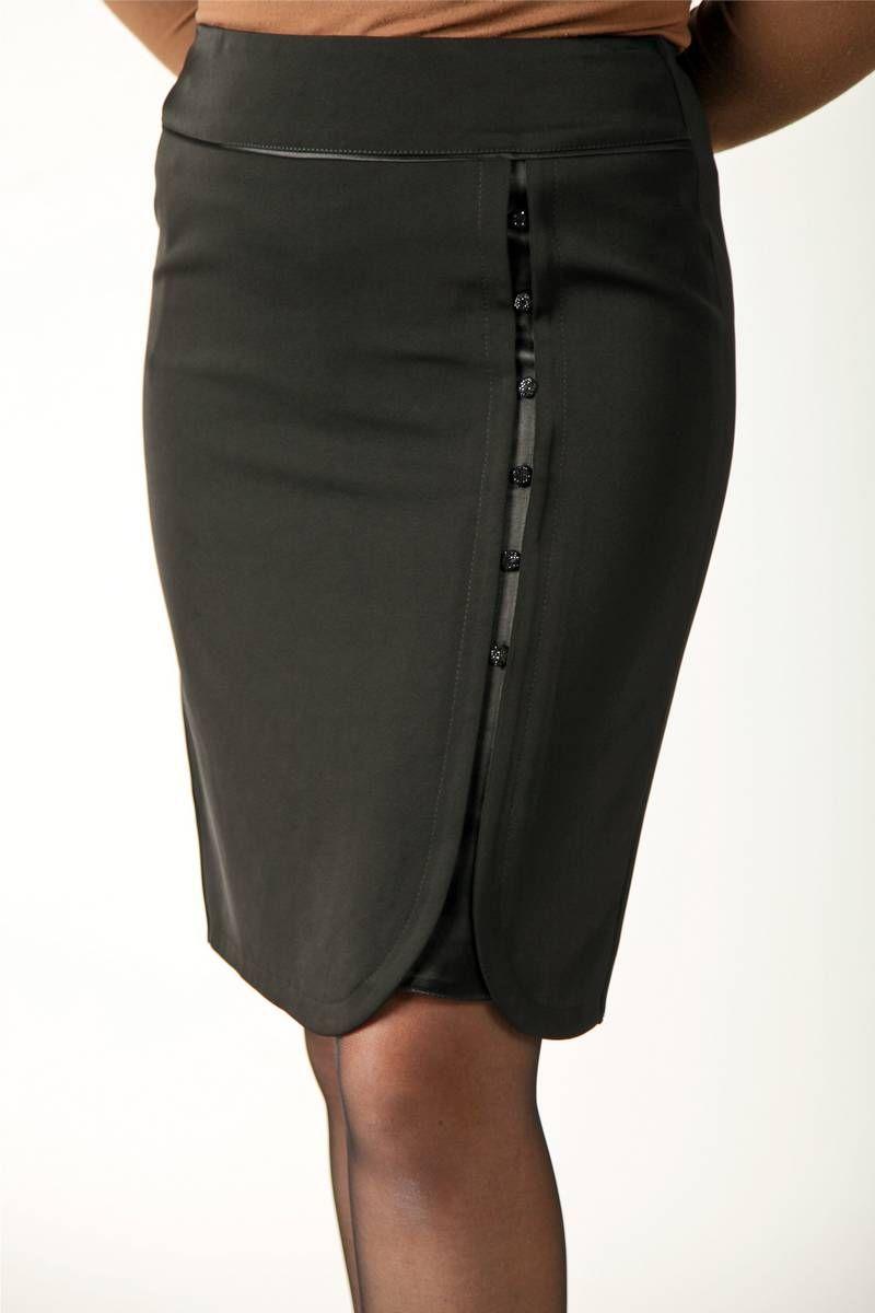 юбка Klever 403 черный