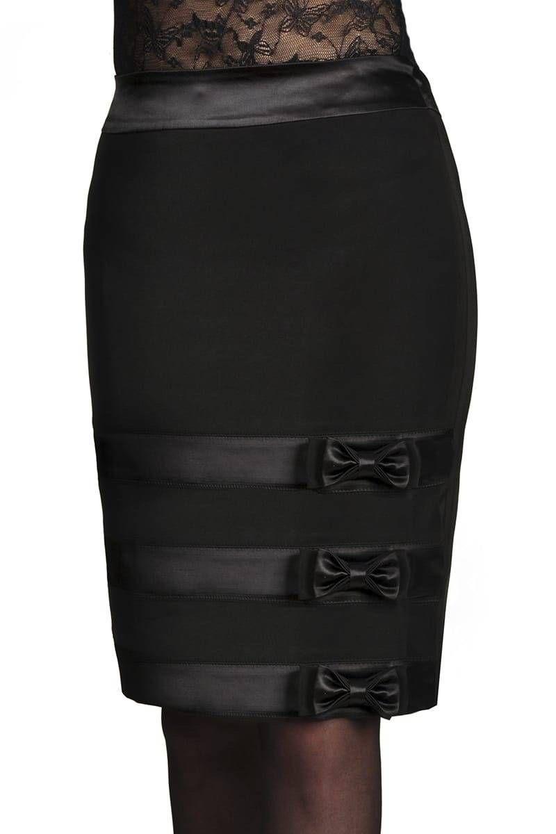юбка Klever 406 черный