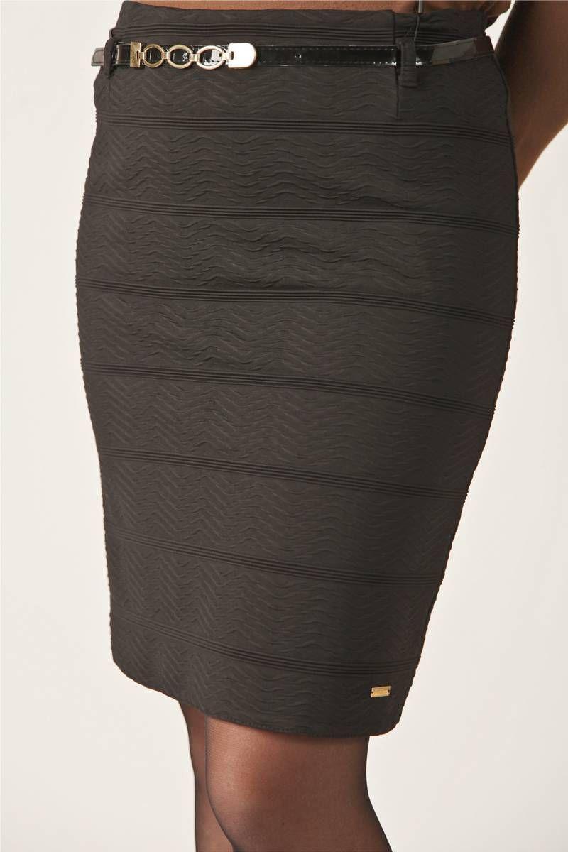 юбка Klever 407 черный