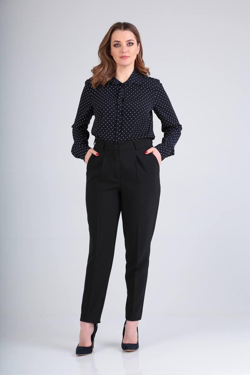 брюки Bliss 070 черный