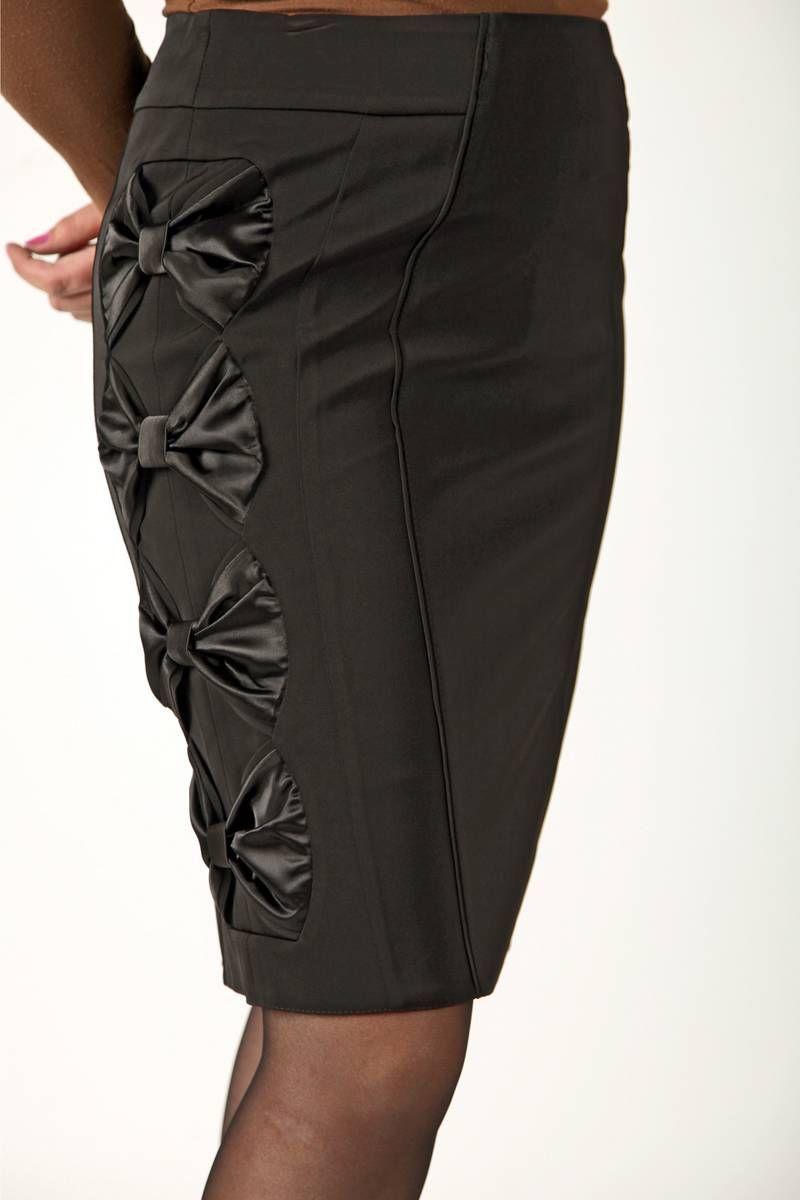 юбка Klever 399 черный