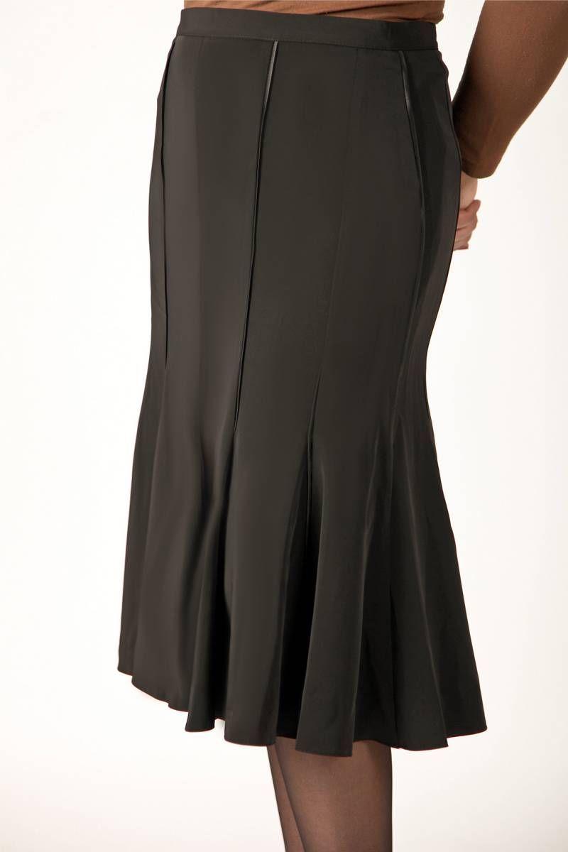 юбка Klever 417 черный