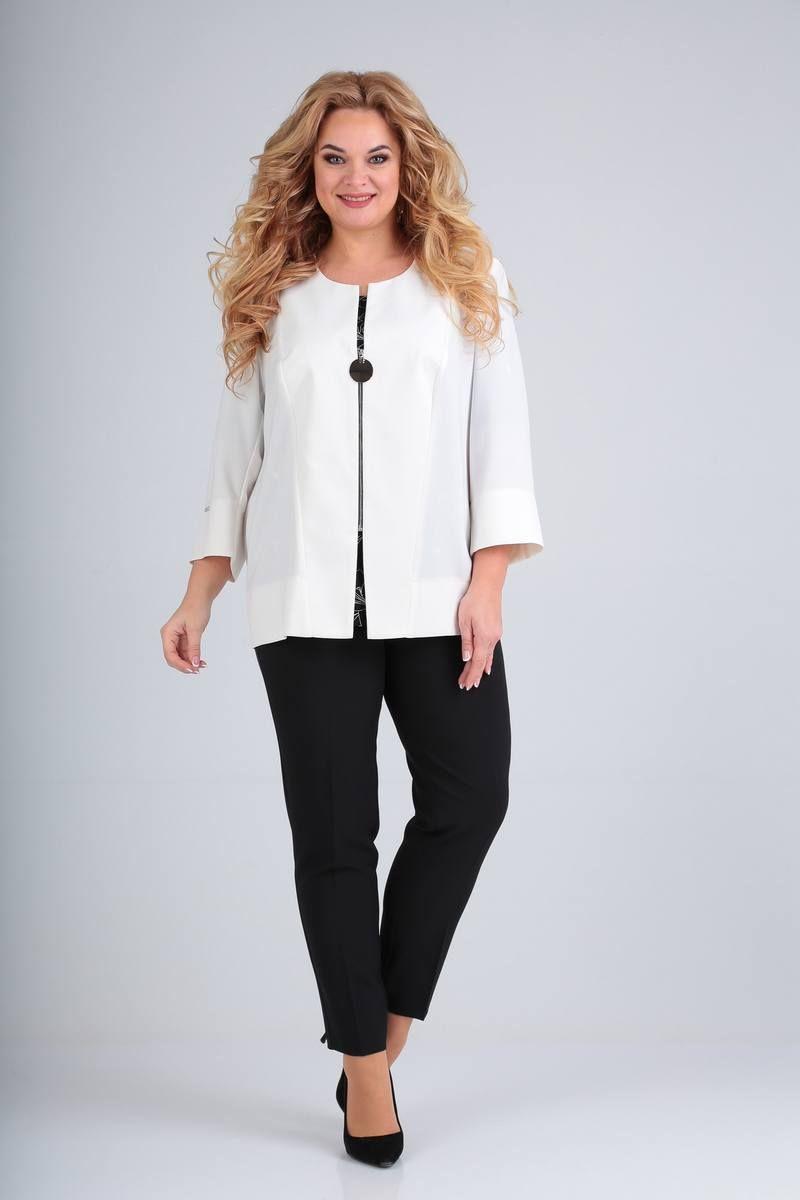 блуза,  брюки,  жакет Diamant 1611