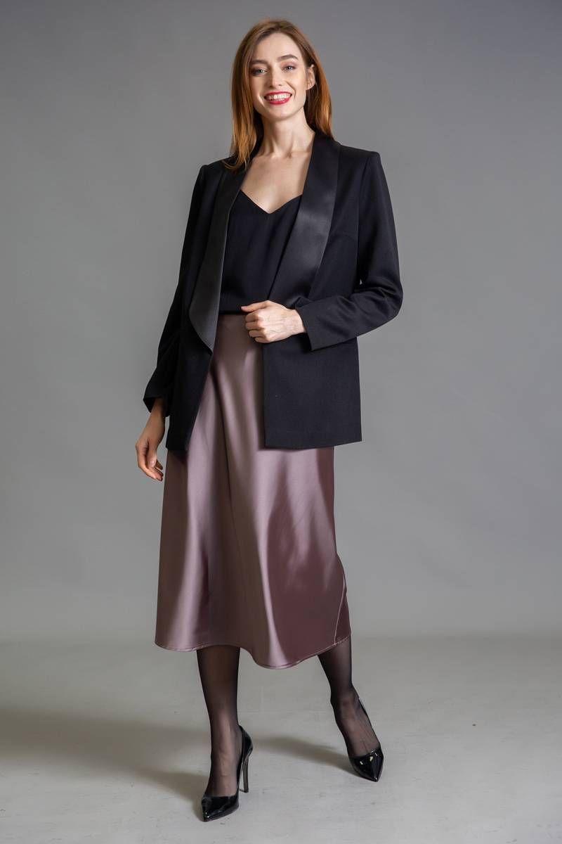 юбка Ivera 914 коричневый
