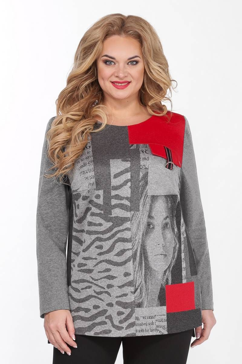 блуза Emilia Style 2037а/1