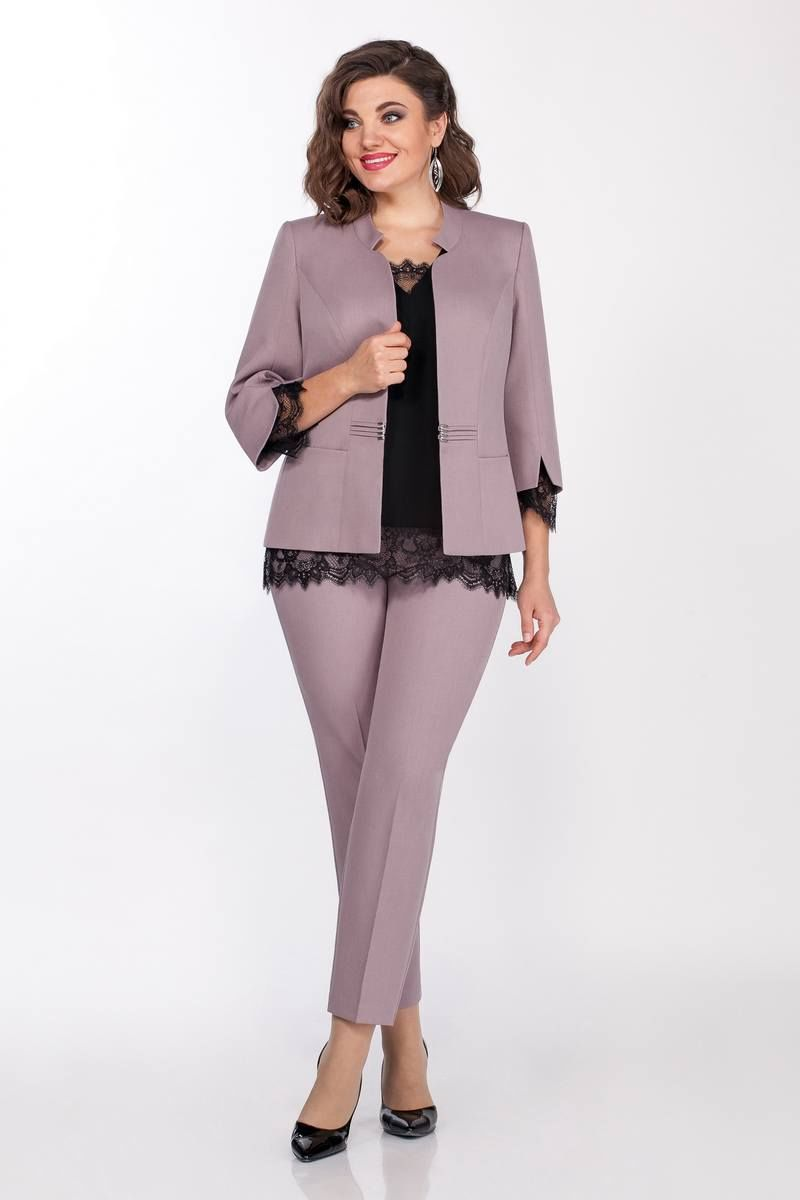 блуза,  брюки,  жакет LaKona 1338/1 капучино