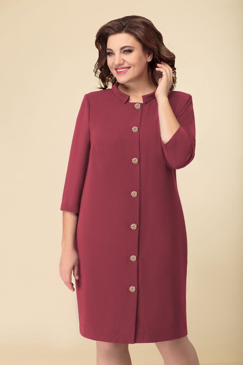 платье DaLi 3444 малина