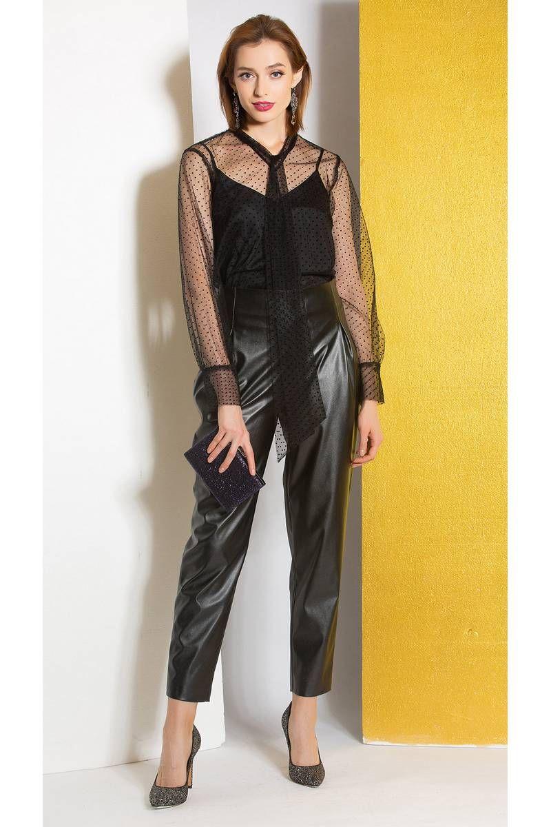 блуза Ivera 720 черный