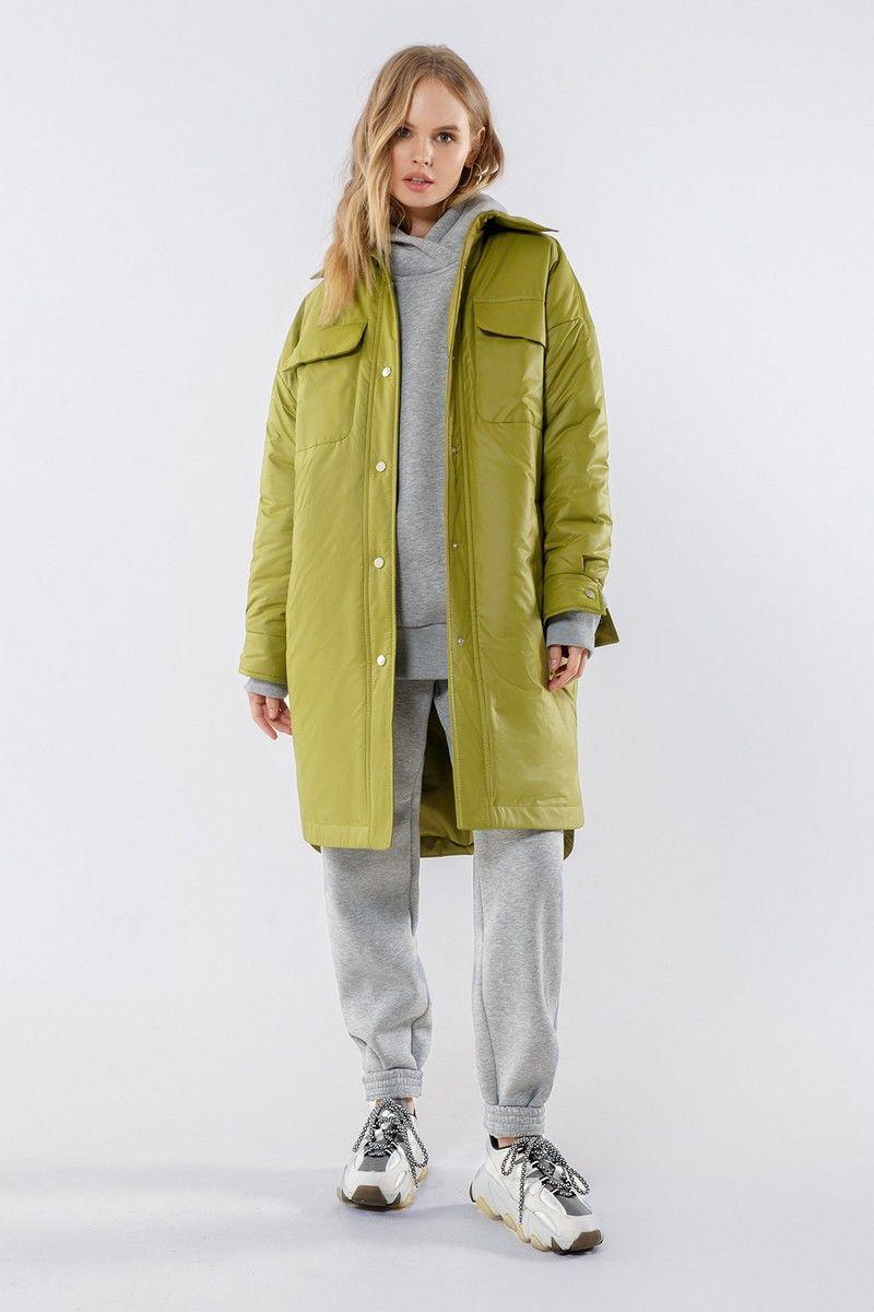 куртка PiRS 2016 лайм