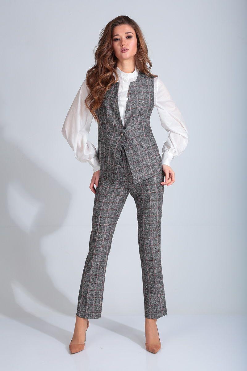 брюки,  жилет Your size 2075.164