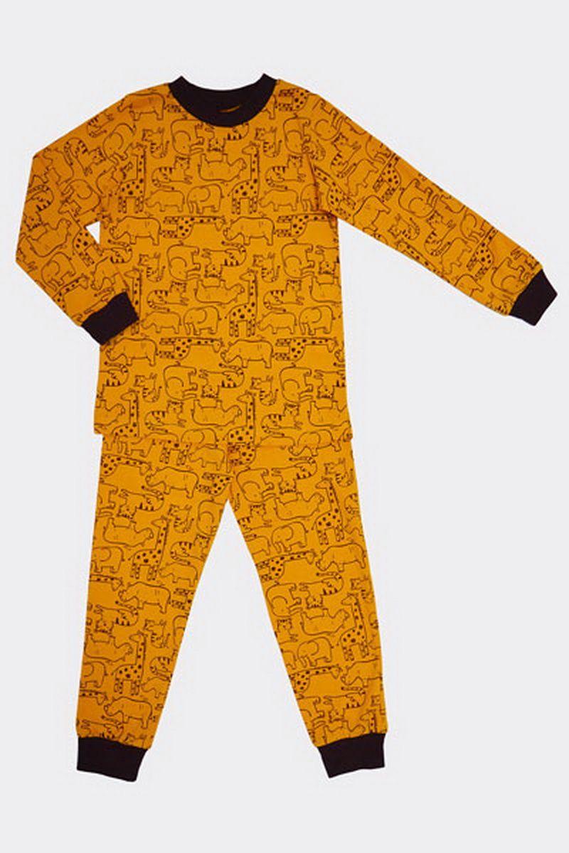 брюки,  джемпер Купалинка 765408 набивка/коричневый